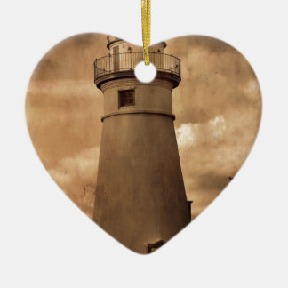 Marblehead Lighthouse Christmas Ornament
