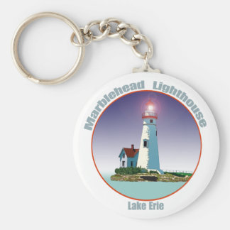 Marblehead Lighthouse Key Ring