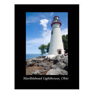 Marblehead Lighthouse Postcard