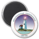 Marblehead Lighthouse Refrigerator Magnet