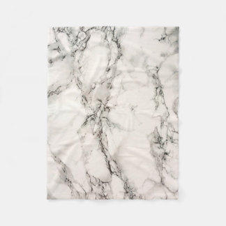 Marbleous Marble Fleece Blanket