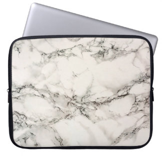 Marbleous Marble Laptop Sleeve