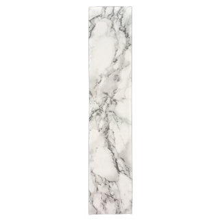 Marbleous Marble Short Table Runner