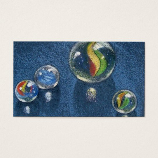 MARBLES BUSINESS CARD