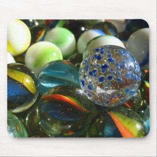 Marbles Mouse Mat