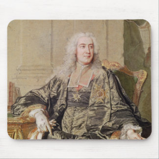 Marc Pierre de Voyer  Count of Argenson Mouse Mat