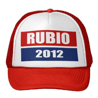 MARC RUBIO 2012 MESH HATS
