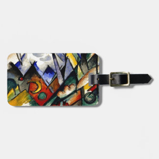 Marc - Sonatine for Violin and Piano Luggage Tag