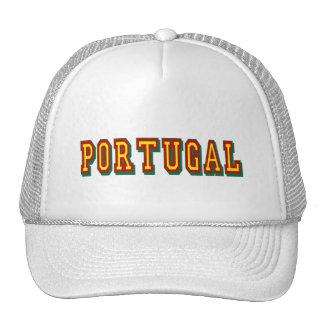 """Marca """"Portugal"""" por Fás do Futebol Português Hat"""
