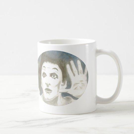 Marcel Marceau needs no words Coffee Mug