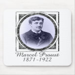 Marcel Proust Mouse Pad