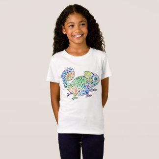 Marcel the Chameleon Kids Tshirt