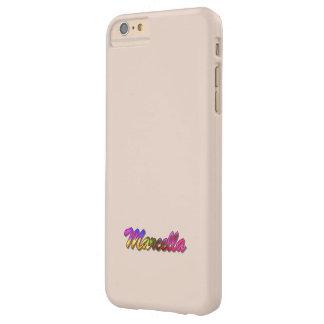 Marcela Light Brown iPhone 6 Plus case