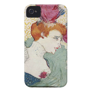 Marcellle Lender by Toulouse-Lautrec iPhone 4 Covers