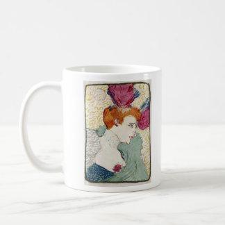 Marcellle Lender by Toulouse-Lautrec Mugs