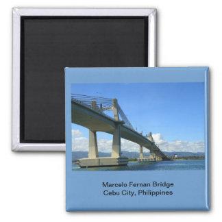 Marcelo Fernan Bridge,Cebu,Philippines Magnet