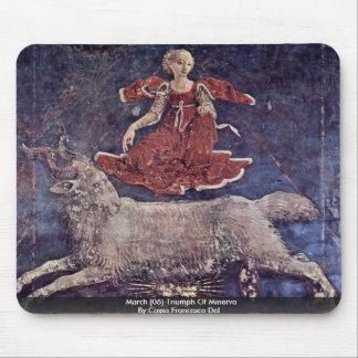 March [06]-Triumph Of Minerva Mousepad
