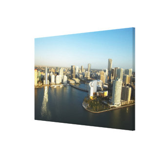 March 2006. stretched canvas print