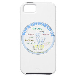 March 21st Birthday - Aries Case For The iPhone 5