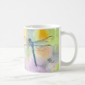 March Dragonfly Coffee Mug