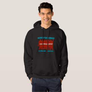 March for Science 2017 Hoodie