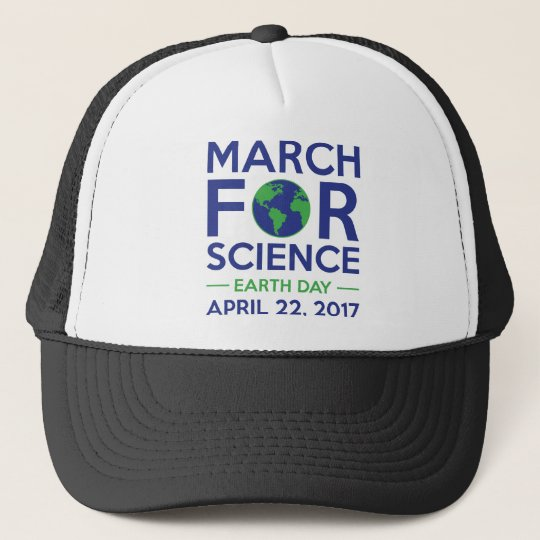 March For Science Cap