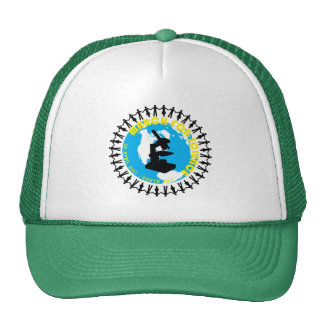 March for Science - Earth Day - 22 April 2017 Cap