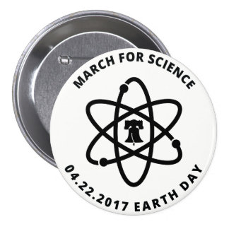 March for Science Philadelphia pin