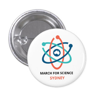 March for Science - Sydney - 3 Cm Round Badge