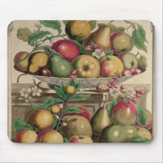 March, from 'Twelve Months of Fruits' Mouse Mat