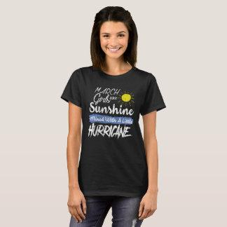 March Girls are Sunshine t-shirt