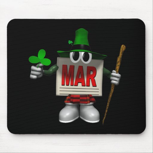 March Mouse Pads