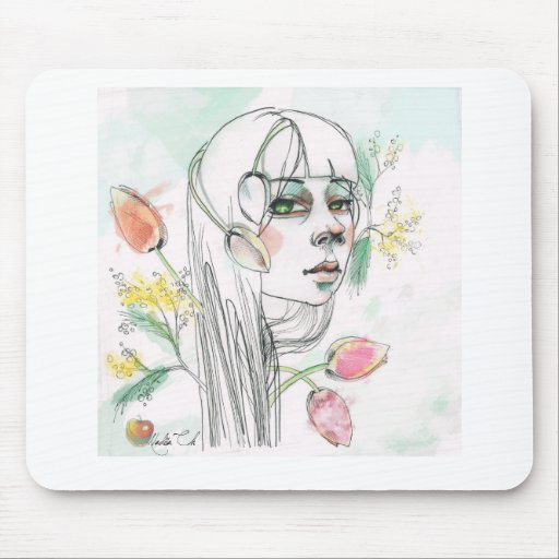 March Mouse Pad