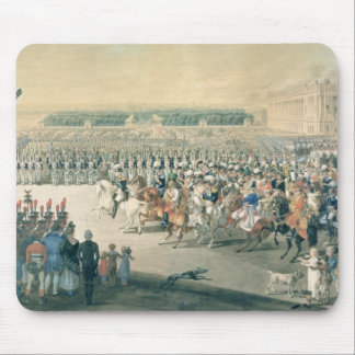 March of the Allied forces into Paris, 1815 Mouse Pad