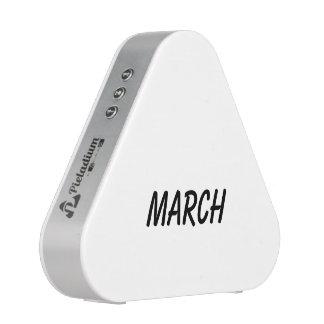 march bluetooth speaker
