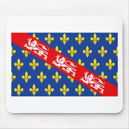 Marche (France) Flag Mouse Pads
