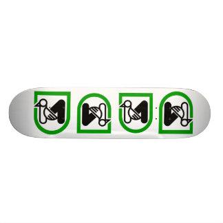 Marche, Italy Skate Board Deck