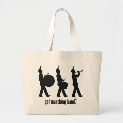 Marching Band Tote Bags