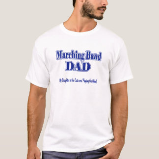 Marching Band Dad/ Oboe T-Shirt
