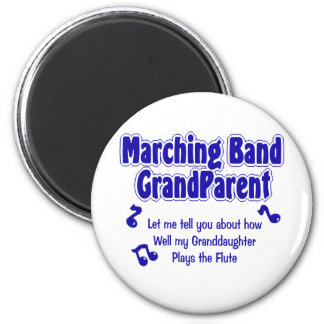 Marching Band Grandparent Magnet