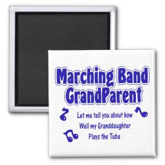 Marching Band Grandparent/ Tuba Magnet