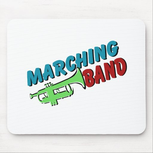 Marching Band Mousepads