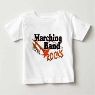 Marching Band Rocks Shirts
