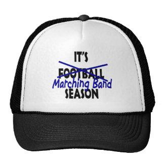 Marching Band Season Cap