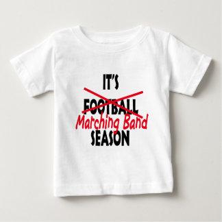 Marching Band Season / Red Baby T-Shirt