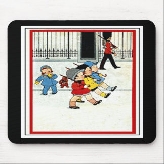 Marching Mouse Mats