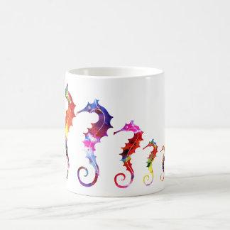 Marching Seahorse Family | Love & Harmony Coffee Mug