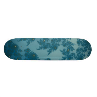 Marching Seahorses 1 Skateboard