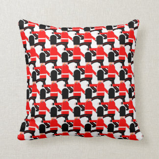 Marching soldiers cushion