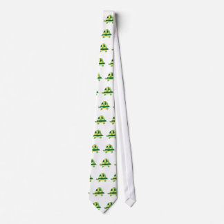 Marching Turtles tie